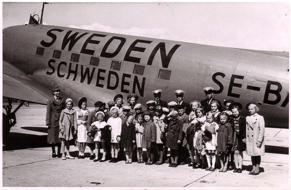 12_sotalapset_Malmilta_Ruotsiin_toukokuu_1942