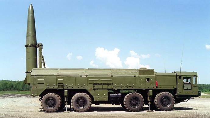 2. RSS-40 Iskander-E (SS-26 Stone)