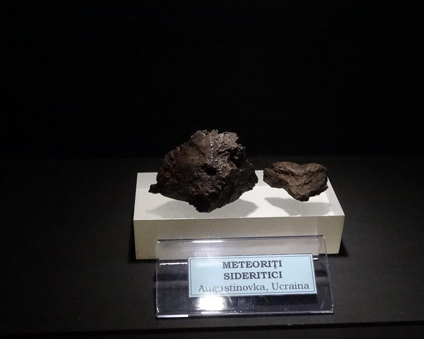 Ukrainasta löytynyt meteoriitti.