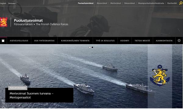 PV nettisivut