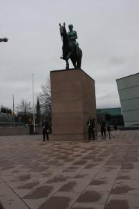 Suomen marsalkka Mannerheimin