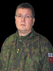 Yliluutnantti Juha Parkkonen